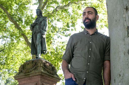 Couragiert: Mazen Mohsen beweist Mut