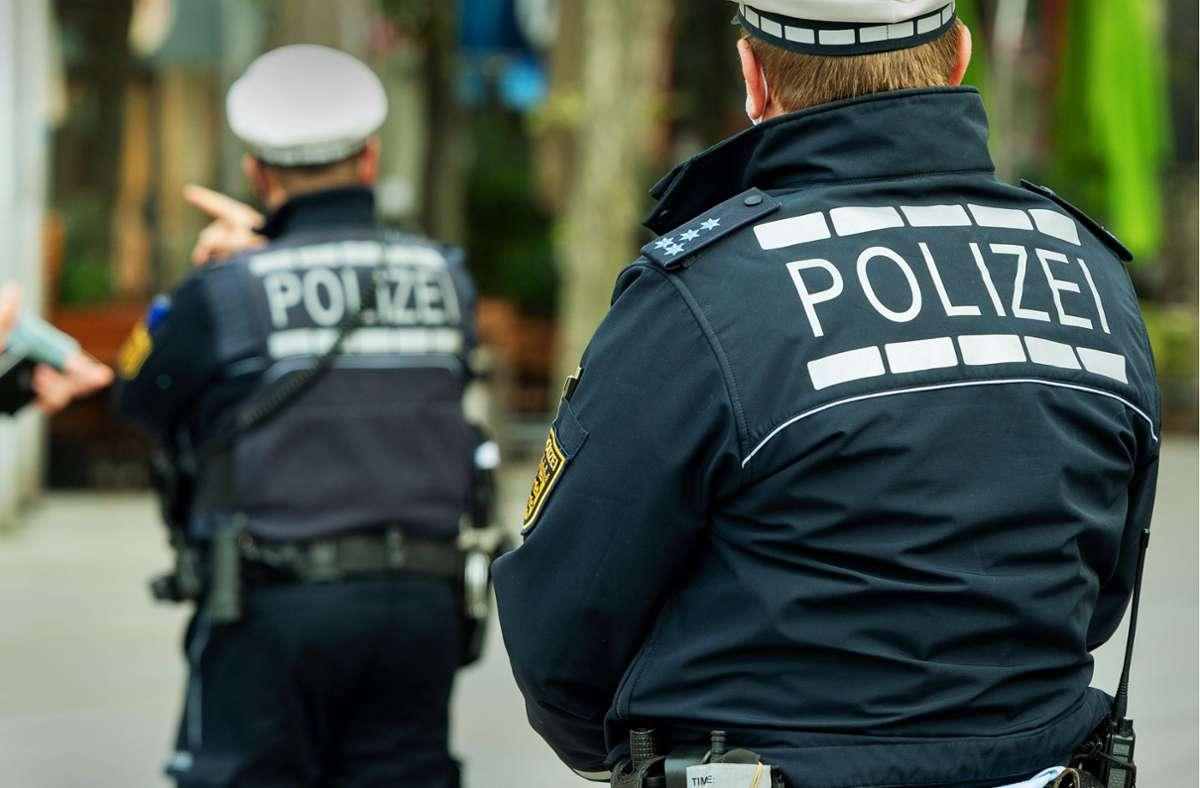 Die Polizei hat in Stuttgart-West einen 14-Jährigen vorläufig festgenommen (Symbolbild). Foto: Lichtgut/Leif Piechowski