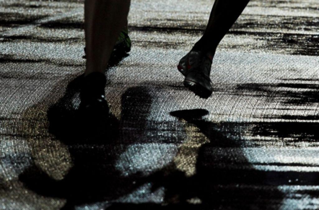 Die Schatten über der Leichtathletik werden von Woche zu Woche. Foto: Baumann