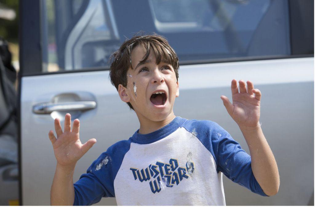 Die alten Katastrophen, aber ein neuer Darsteller: Kinoserienheld Greg wird jetzt von Jason Drucker gespielt. Foto: 20th Century Fox