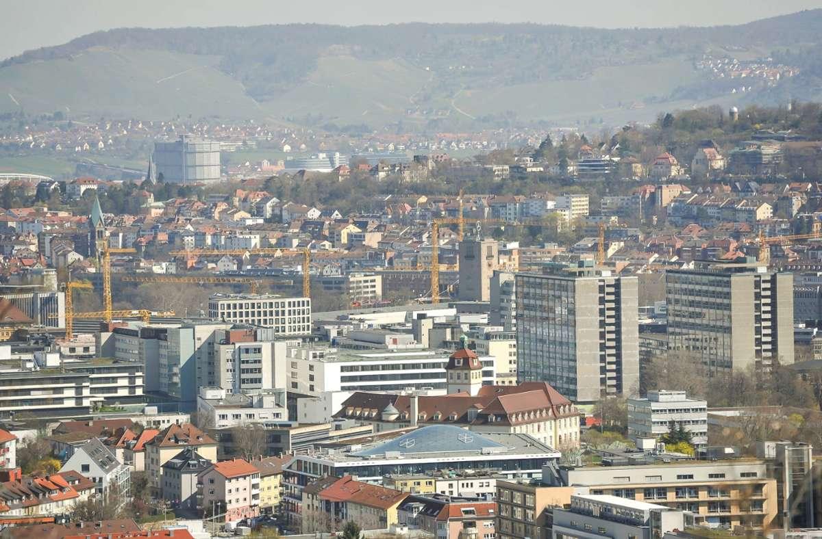 Bis Ende März lief auf dem Grundstücksmarkt in Stuttgart alles wie gewohnt. Kommt jetzt wegen Corona bald ein Einschnitt? Foto: Lichtgut/Max Kovalenko