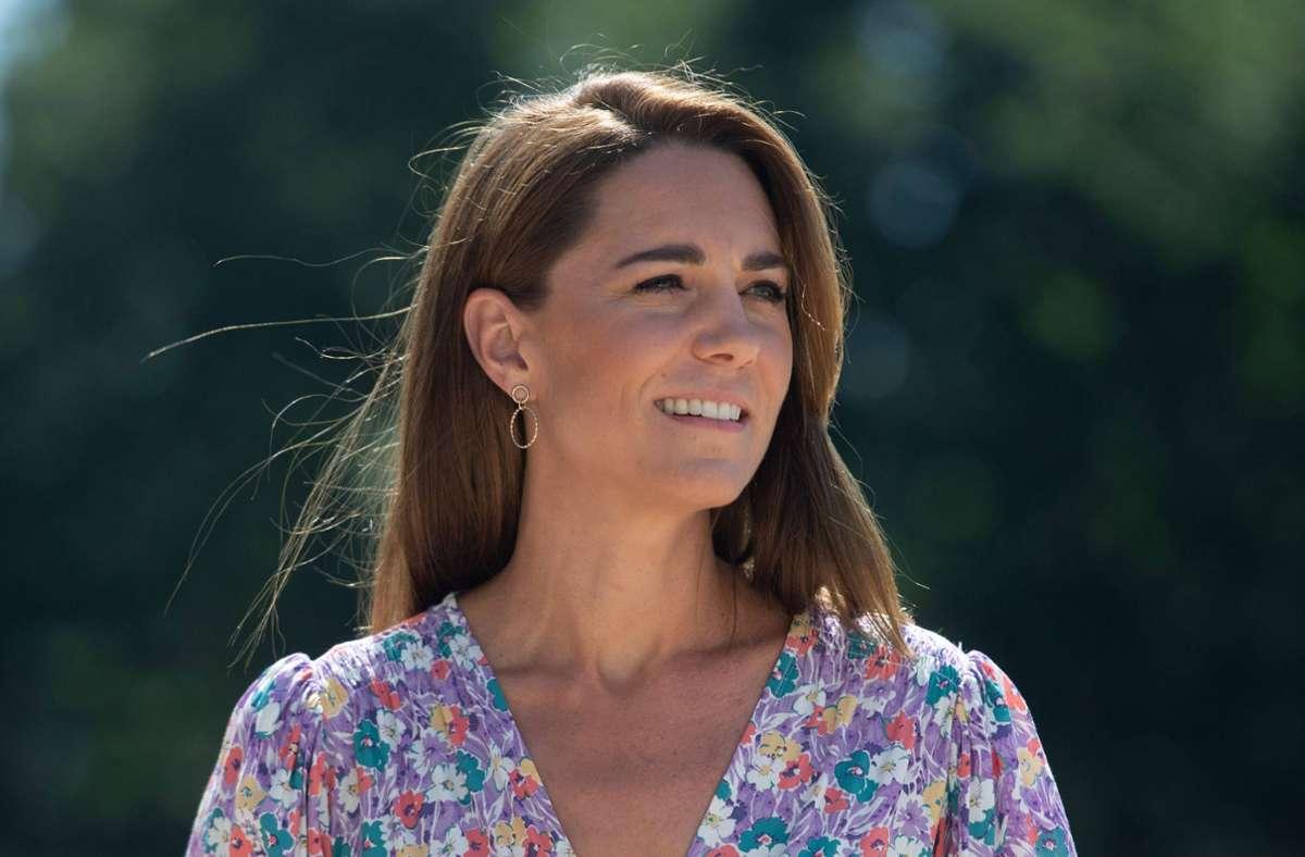 Herzogin Kate überzeugt mit ihren Outfits nicht nur die Fans. Foto: imago images/i Images/Pool / i-Images