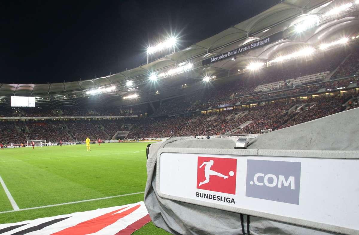 """Wie werden die TV-Gelder auf die 18 Bundesligisten verteilt? Wir tragen die Zahlen des """"Kicker"""" im Folgenden zusammen. Foto: Pressefoto Baumann/Hansjürgen Britsch"""
