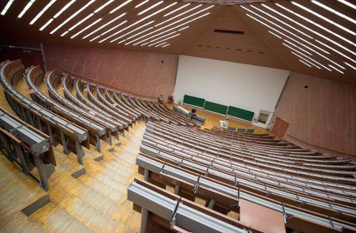 Hochschulen rüsten sich für digitalen Lehrbetrieb