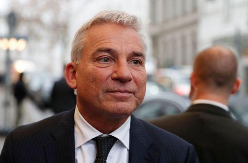Thomas Strobl mit schwachem Ergebnis im Amt bestätigt