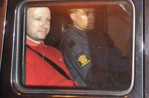 Breivik übt im Schützenverein