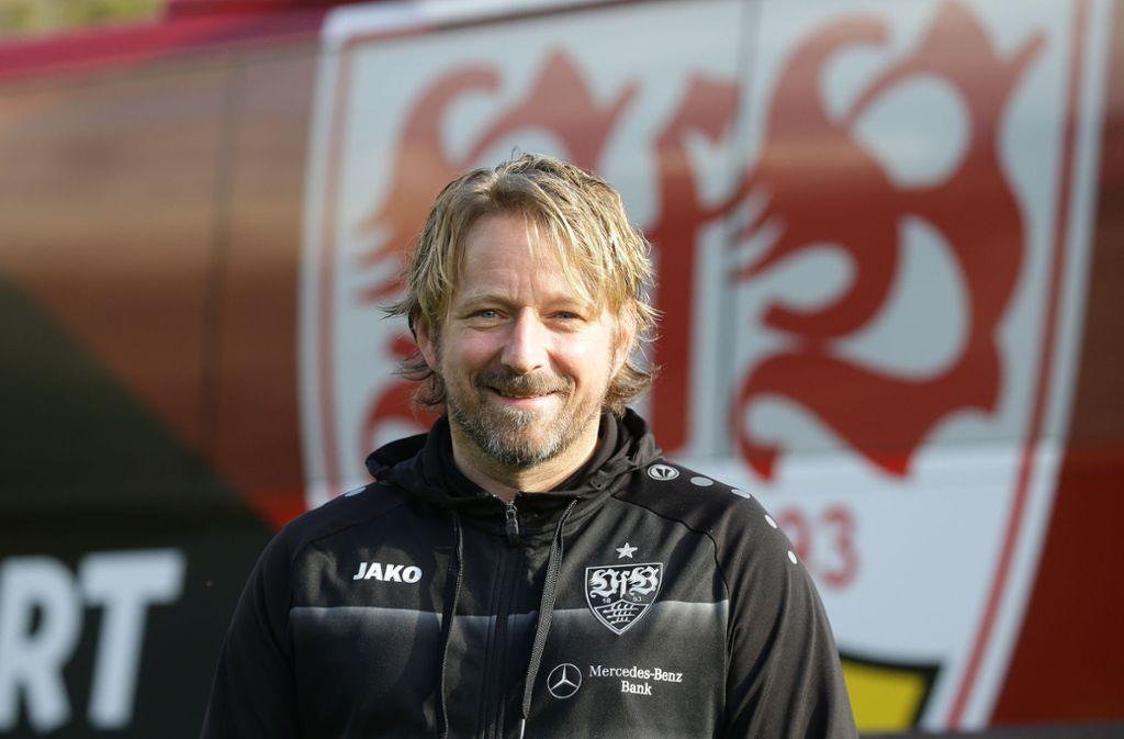 VfB-Sportdirektor Mislintat ist zufrieden mit der Vorbereitung des VfB Stuttgart. Foto: Pressefoto Baumann/Hansjürgen Britsch