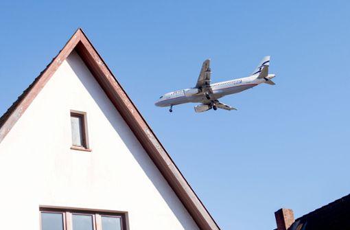 Aussicht auf deutlich weniger Fluglärm