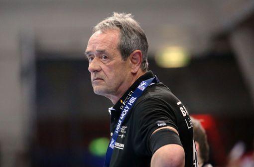 Trainer-Beben: Rolf Brack muss beim HC Erlangen schon wieder gehen