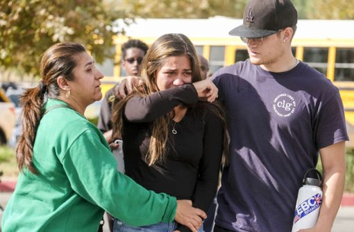 Schütze eröffnet Feuer in Schule in Kalifornien - zwei Tote