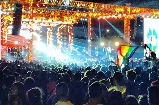 Dutzende bei Razzien gegen Homosexuelle festgenommen