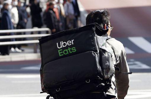 Uber startet Essenlieferdienst Eats