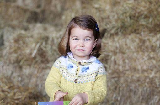 Prinz William und Kate veröffentlichen süßes Foto