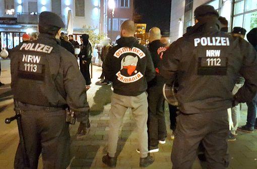 Bei Großrazzia: Osmanen-Rocker festgenommen