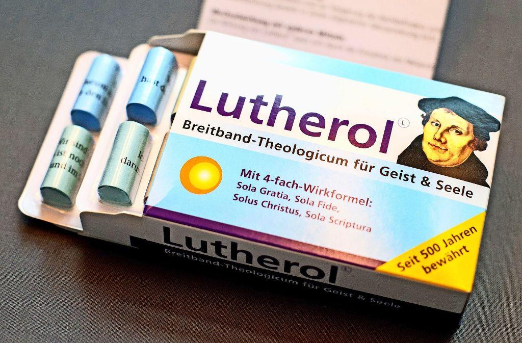 Die Reformation scheint auch bei Andersgläubigen Anklang zu finden. Foto: dpa