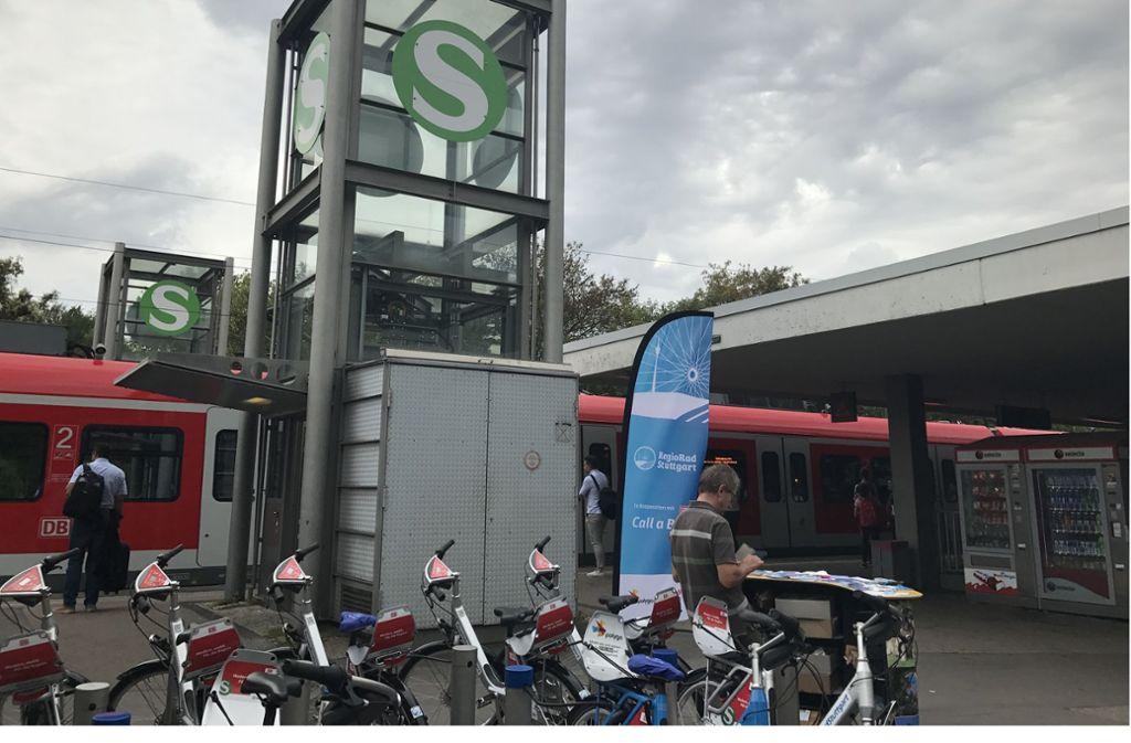 Damit die S6 pünktlicher wird, fordert die Regional-CDU Vorrang für die S-Bahn. Foto: LKZ/Part