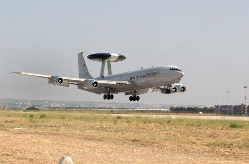 Anti-IS-Einsatz der Bundeswehr in der Türkei wird ausgeweitet