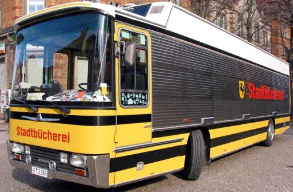 Künftig wird der Bücherbus donnerstags erst um 15.45 Uhr Halt auf dem Fasanenplatz in Hausen machen statt wie bisher um 13.45 Uhr. Foto: Chris Lederer