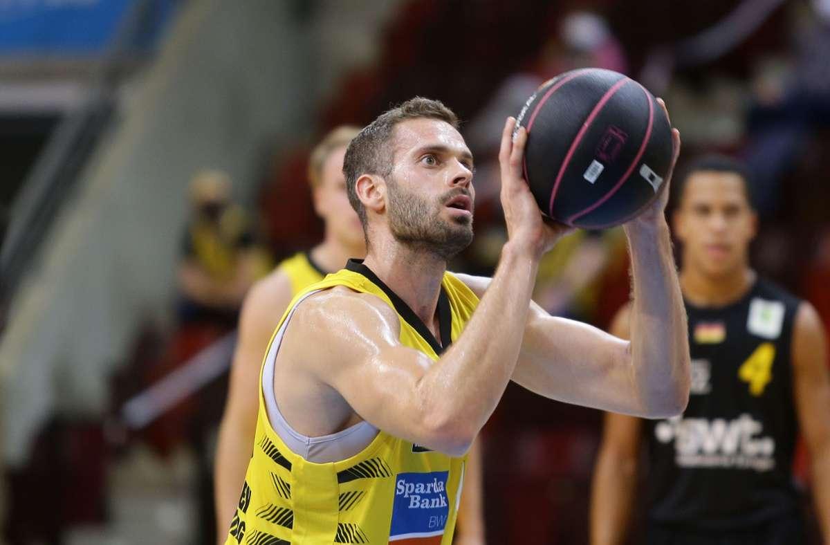 Jonas Wohlfarth-Bottermann fokussiert sich auf das nächste Spiel. Foto: Pressefoto Baumann