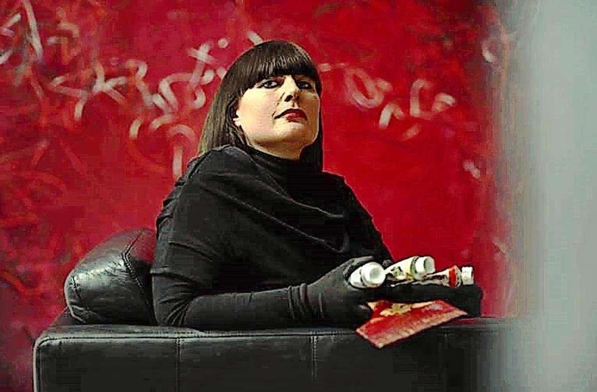 Anette C. Halm will die Kunstliebhaber auf einen ganz besonderen Ausflug mitnehmen. Foto: Dimitri Reimer