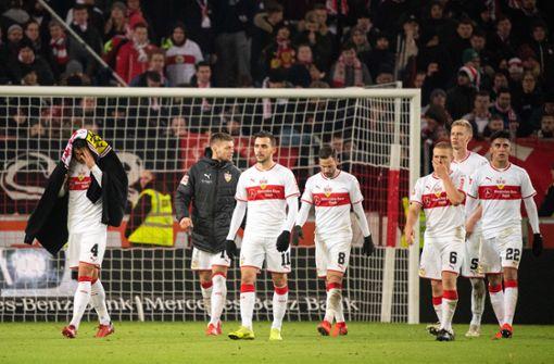VfB-Trio fällt deutlich ab