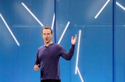 Zuckerberg stellt sich Fragen von EU-Politikern