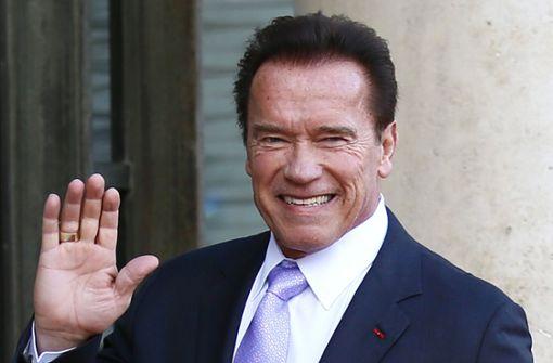 Arnold Schwarzenegger kommt nach Kitzbühel