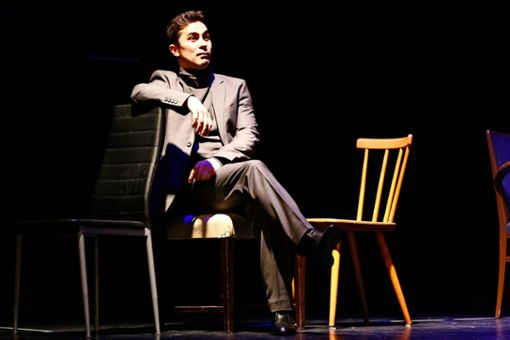 Schauspieler Irfan Kars