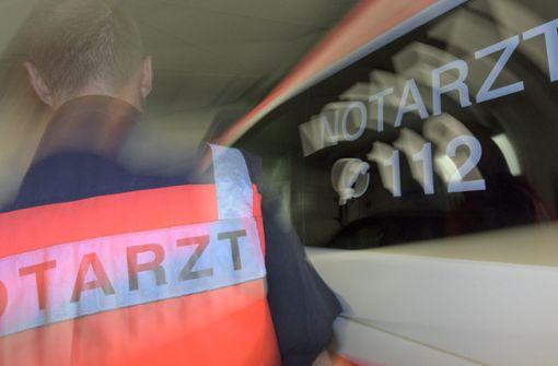 Taxi erfasst Fußgänger – Mann schwer verletzt
