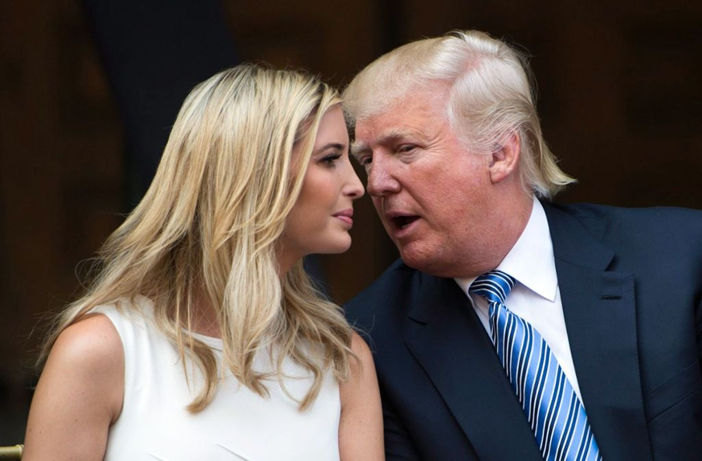 Ivanka Trump könnte das private Konto für dienstliche E-Mails genutzt haben. Foto: epa
