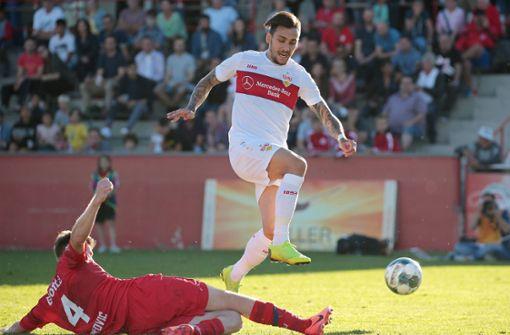 Was läuft da mit Tassos Donis und dem FC Genua?