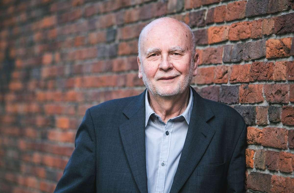 Lyriker, Essayist und Weltbürger: der polnische Dichter Adam Zagajewski Foto: imago images/gezett/www.imago-images.de