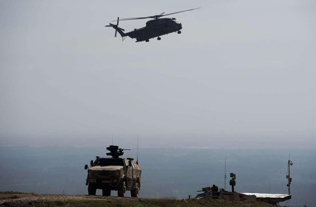 Die Bundeswehr könnte bereits bis Sommer aus Afghanistan abgezogen werden. (Symbolfoto) Foto: dpa/Maurizio Gambarini