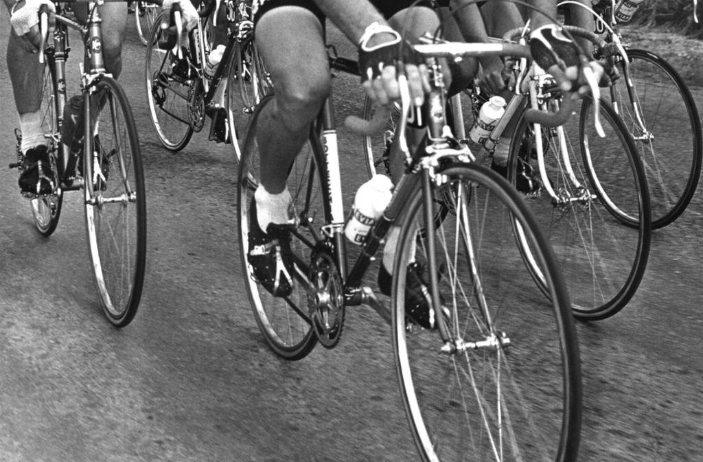 Der Radrennfahrer Patrick Sercu gewann zahlreiche Rennen (Symbolbild). Foto: dpa