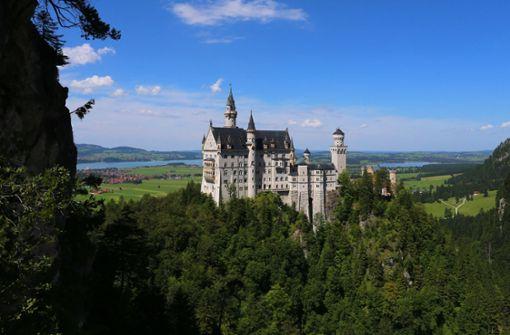 Ludwigs II. Traumschloss zwischen Fantasie und Wirklichkeit