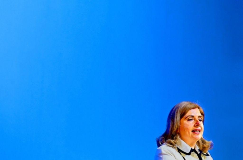 Ohne die Stimme Sibylle Lewitscharoffs ginge es im deutschen Literaturbetrieb wesentlich eintöniger zu. Foto: dpa