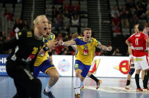 Schweden folgt Spanien ins Finale