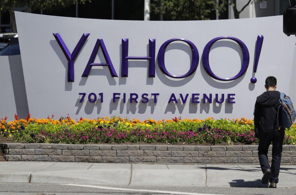 Das Bundesamt für Sicherheit in der Informationstechnik (BSI) hat Zweifel an der Sicherheit von Kundendaten bei Yahoo. Foto: AP
