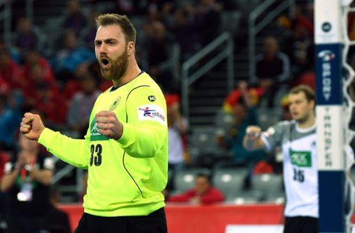 Deutschland startet mit Kantersieg gegen Montenegro