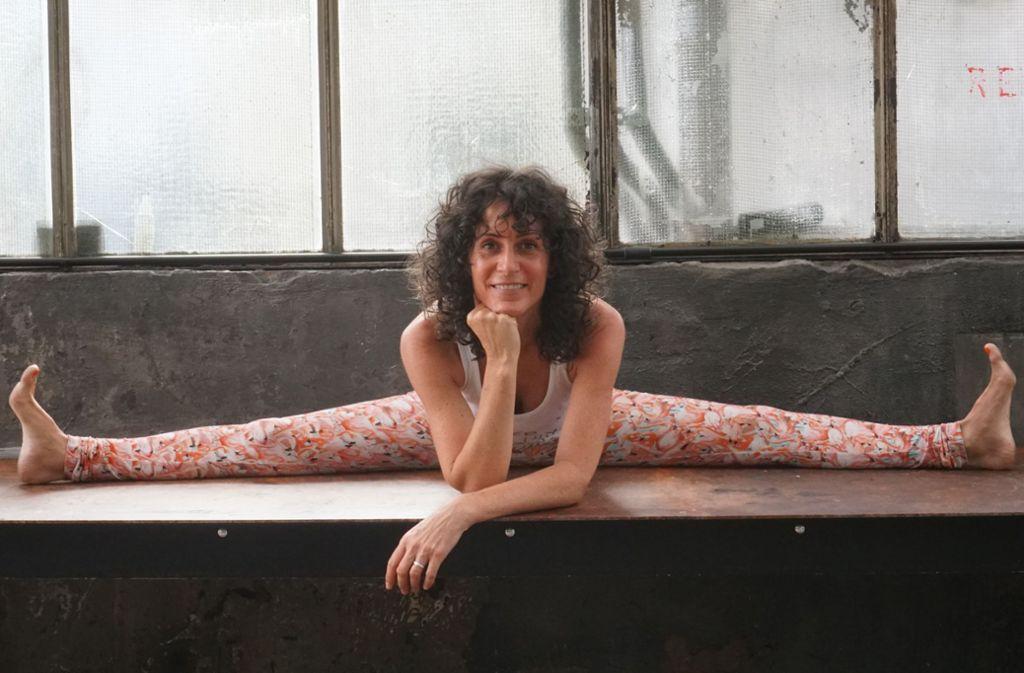 Initiatorin des Yoga-Festivals: Susanne Foto: Kati Rügheimer