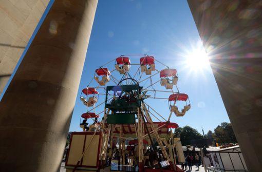 Grapscher vom Historischen Volksfest gefasst