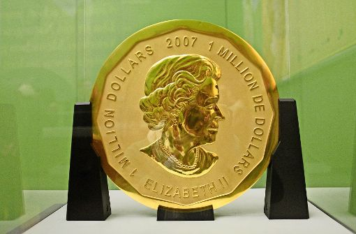Arabischer Clan in Goldmünzen-Raub verwickelt