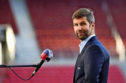 Thomas Hitzlsperger krempelt den VfB um