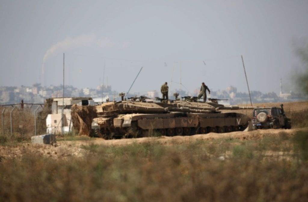 Gazastreifen: Israel rät 250.000 Menschen zur Flucht ...
