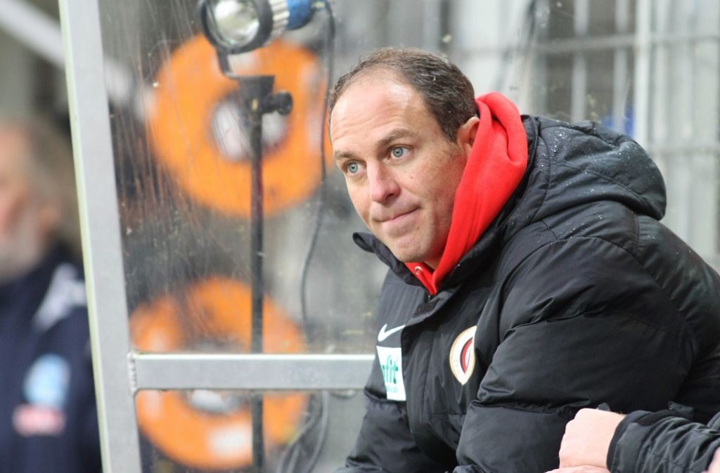 Marc Kienle: Vertrag in Wehen ist aufgelöst, doch zu den Kickers kommt er nicht. Foto: Baumann