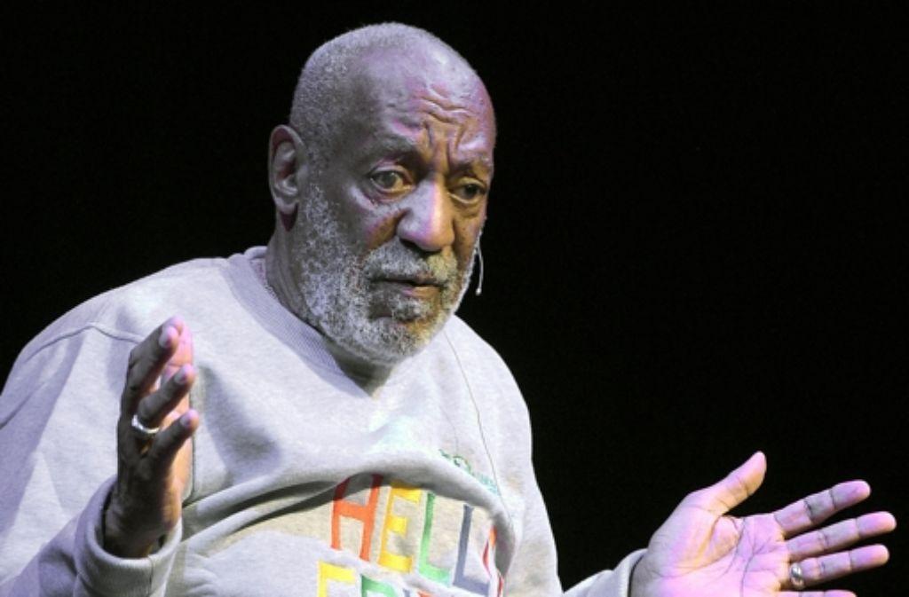 US-Komiker und Schauspieler Bill Cosby Foto: AP