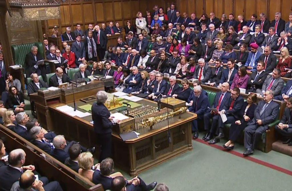 Brexit Abstimmung Parlament