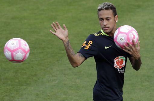Tweet von Neymar sorgt für Ärger