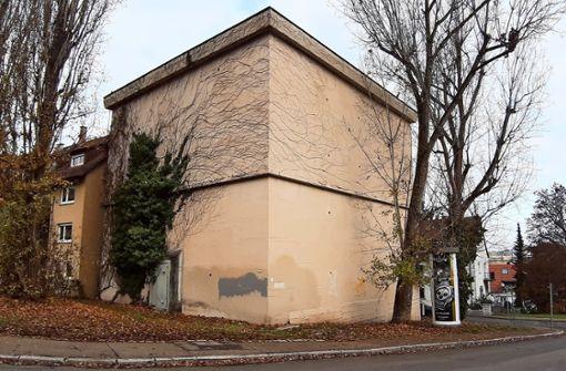"""Keine  Nutzung als """"Kultur-Bunker"""""""