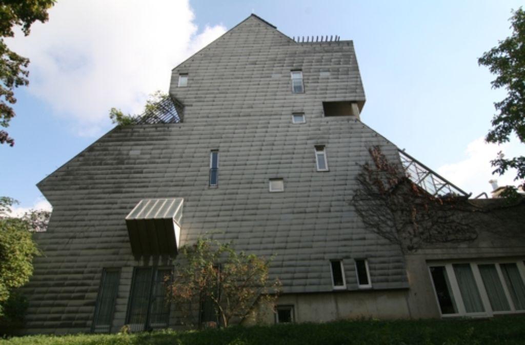 n den Jahren 1973 und 1974 entstand das Terrassenhaus Schnitz. Foto: Torsten Ströbele